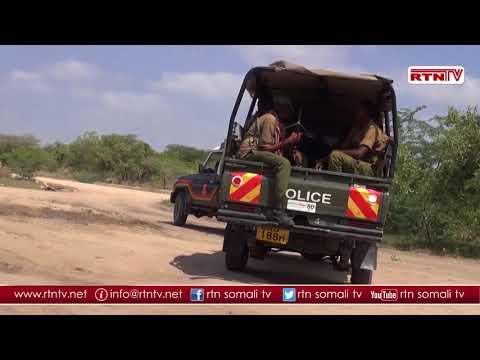 RTN TV: Ururka Al shabaab oo weeraray saldhig ciidan Deegaanka Ijara- Garissa