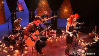 Paramore - That's What You Get [Live Acoustic]