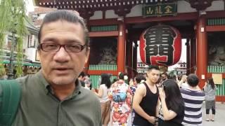 เทปที่4 รายการ We travel worldwide by อ.เดวิท และอ.โจ in Japan วันที่4