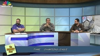 THE MUBET SHOW επεισόδιο 26/2/2016