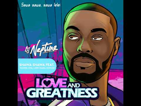 DJ Neptune Ft. Olamide x CDQ x Slimcase x Larry Gaaga - Shawa (Lyric Video)