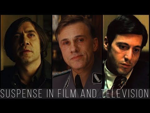 The Art of Suspense in Film and TV