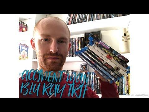 Accident Man Blu Ray Trip