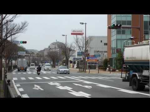音響式信号 福岡市西区愛宕小学校西交差点(従道方向)