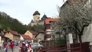 Karlstejn Czech Republic  city pictures gallery : 2012 Euro Travel #08 - Czech Republic #02 - Hrad Karlštejn