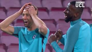 Video Barcelona vs Chelsea: Behind the scenes at Camp Nou - No Filter UCL MP3, 3GP, MP4, WEBM, AVI, FLV Desember 2018