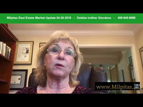 Milpitas Real Estate Market Update 04-26-2018