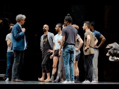 DF Live 2018. Backstage #4. Ален Платель: «Важный момент — когда зритель становится частью целого действа»
