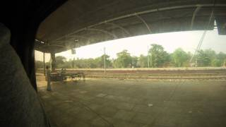 Jajpur India  City pictures : India Kolkata-Jajpur K Road by train in stop motion