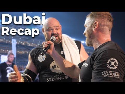 WUS DUBAI RECAP   FUTURE PLANS
