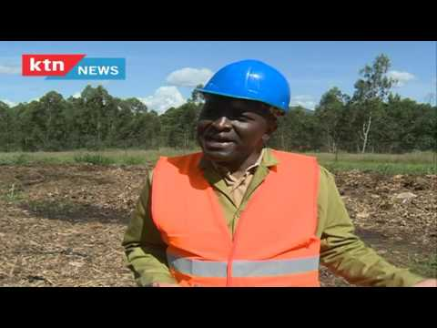 BRIQUETTE TECHNOLOGY: Pilot builds Kenya's first briquette industry to fight deforestation