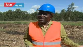 BRIQUETTE TECHNOLOGY: Pilot Builds Kenya's First Briquette Industry To Fight Deforestation