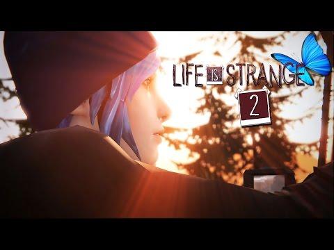 Life Is Strange - 2 - Эпизод 1: Хризалида