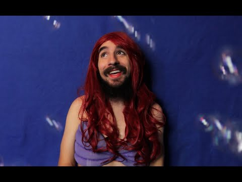 THE LITTLE MERMAID IN REAL LIFE!