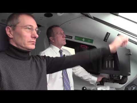RP249 : En cabine d'un Pendolino et d'une Re 460 (2e partie)