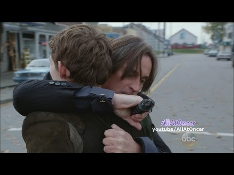 """Once Upon A Time 3x11  """"Going Home"""" (HD) Rumple and Peter Pan (or His Father)"""