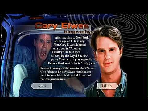 Twister 1997 DVD Menu Walkthrough (16:9 Widescreen)