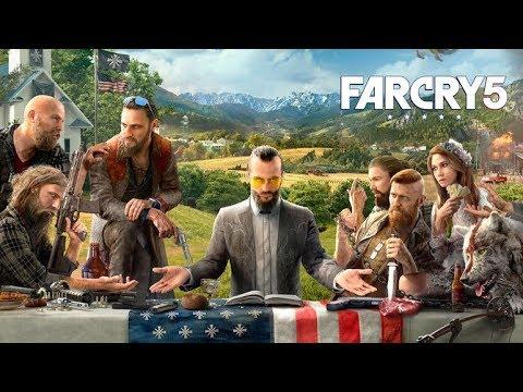Смотрим на игру - Far Cry 5