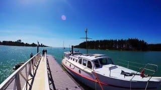 Moturoa New Zealand  city pictures gallery : New Zealand Mapua Wharf And Rabbit Island