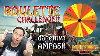 CHALLENGE PALING APES !!! - PUBG MOBILE INDONESIA