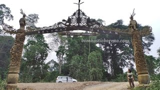 Berau Indonesia  city photos gallery : Kampung Merasa, Kelay Berau East Kalimantan Timur Indonesia