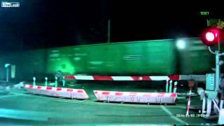 死亡直播俄少年火車軌玩命 2人命喪輪下