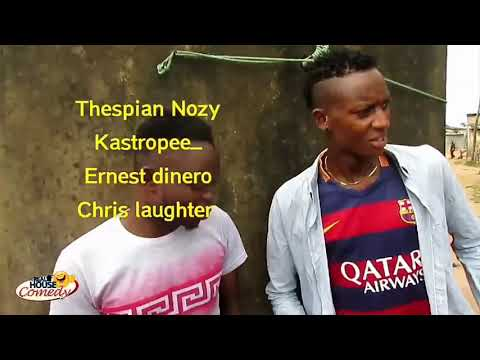 The first class Barbing salon 😂 (Real House Of Comedy) (Nigerian Comedy)