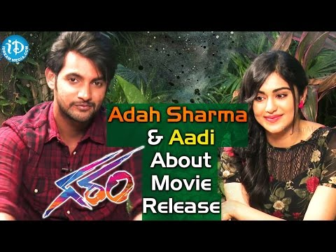 Video Adah Sharma And Aadi About Garam Movie Release || Talking Movies With iDream download in MP3, 3GP, MP4, WEBM, AVI, FLV January 2017