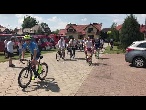 Wideo1: Rajd Retro na Wielkopolskiej Ofensywie Rowerowej w Piaskach