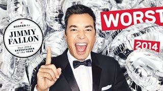 Jimmy Fallon Entertainment Weekly Entertainer of the Year 2014!
