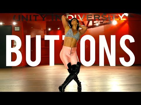 PUSSYCAT DOLLS | BUTTONS | CHOREOGRAPHY- MICHELLE JERSEY MANISCALCO