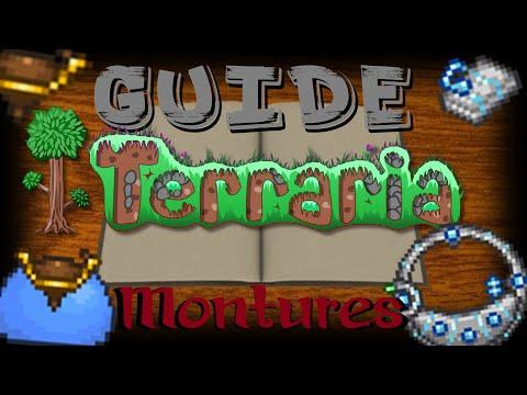 [GUIDE] Terraria PC : Les Montures
