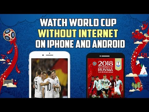 Watch Live TV Without Internet on Android and iPhone
