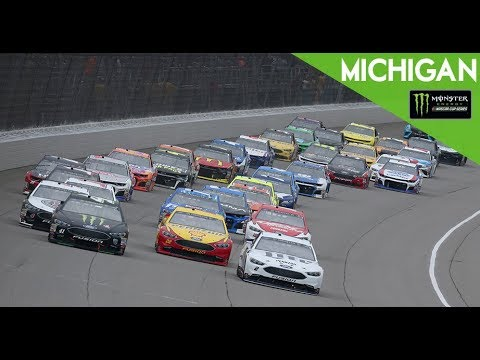 Video Monster Energy NASCAR Cup Series- Full Race -FireKeepers Casino 400 download in MP3, 3GP, MP4, WEBM, AVI, FLV January 2017