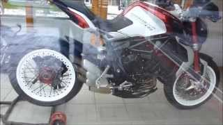7. 2015 MV Agusta Brutale 800 Dragster RR 140 Hp Spoke Wheels * see also Playlist