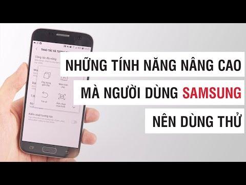 Những tính năng nâng cao mà người dùng Samsung nên thử | Điện Thoại Vui - Thời lượng: 4:27.