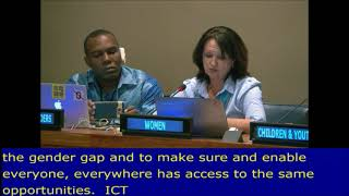 Alla Kuvatova's intervention 8th Meeting of the HLPF 2017: UN Web TV - http://webtv.un.org