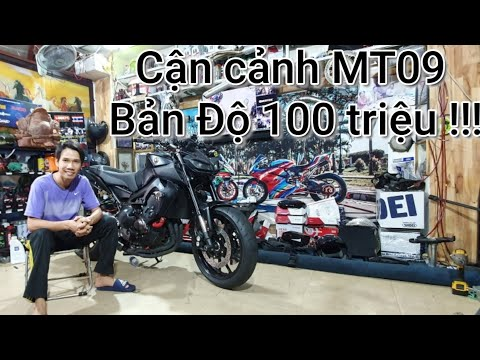 Bỏ 100 triệu độ Yamaha MT09 hàng khủng được những gì ? ohlins,brembo,termignoni - kỹ sư hẻm. - Thời lượng: 5 phút, 2 giây.