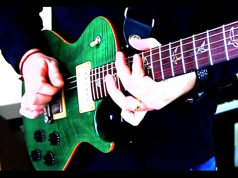 Guitar Nerd Alert: Altered Dominant Scale