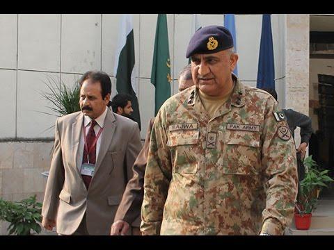 آرمی چیف جنرل قمر جاوید باجوہ لاہور پہنچ گئے