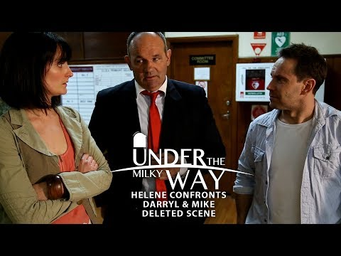 UNDER THE MILKY WAY - S01E02 - Helene Confronts Darryl & Mike Deleted Scene