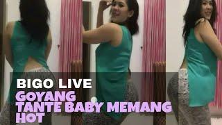 Video BIGO LIVE, Goyang Hot Tante Baby Pantat montok MP3, 3GP, MP4, WEBM, AVI, FLV November 2018