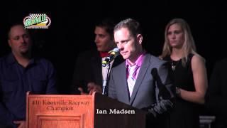 Knoxville Raceway Ian Madsen 410 Champion