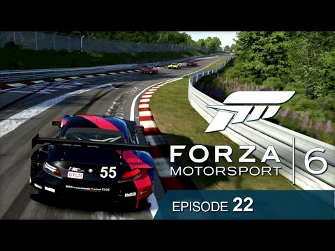 NURBURGRING ENDURANCE RACE - Forza Motorsport 6 (E22)