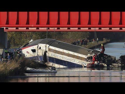Γαλλία: Σε ανθρώπινο λάθος οφείλεται ο εκτροχιασμός του TGV