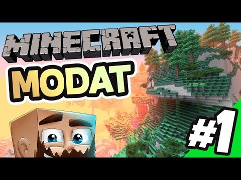 Barba - O Lume TOTAL Diferita  Minecraft MODAT #1
