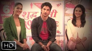 Parineeti, Sushant, Vaani's Fun 'Shuddh Desi Romance' Exclusive Interview