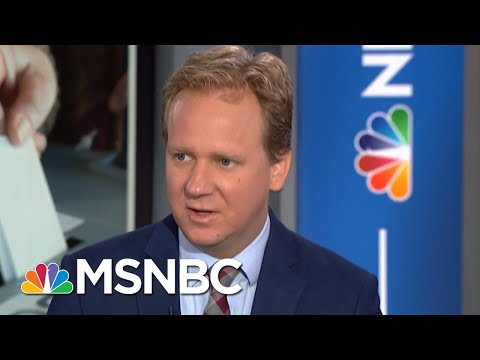 Big Money Republican Donors Fleeing The Party Weeks Before Midterms | Velshi & Ruhle | MSNBC