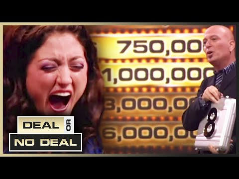 BIGGEST WIN In History! 💰🤑 | Deal or No Deal US | Season 2 Episode 4 | Full Episodes
