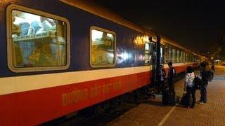 Hanoi To Saigon By Train, In 9 Minutes...